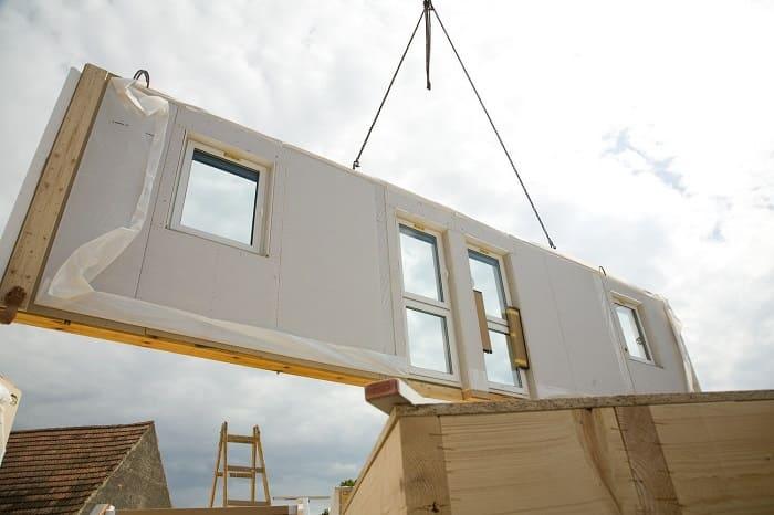Сборные дома с готовыми элементами - как построить дом за несколько недель?